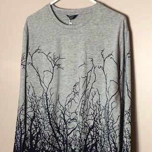 Coofandy l/s tshirt Medium